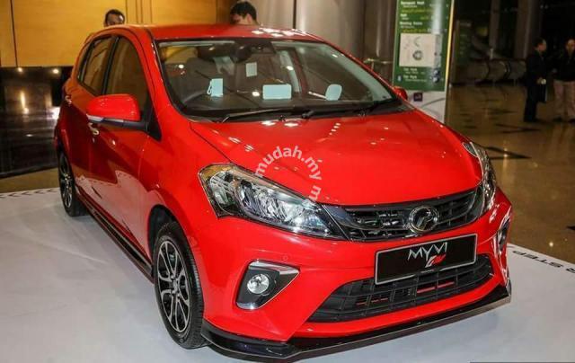 2020 Perodua MYVI 1.5(AV) FULL LOAN LOW INTEREST - Cars