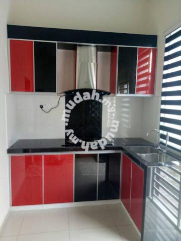 Tile Batu Aluminium Kabinet Dapur Atas Bawah Furniture Decoration For Sale In Alor Setar Kedah Mudah My