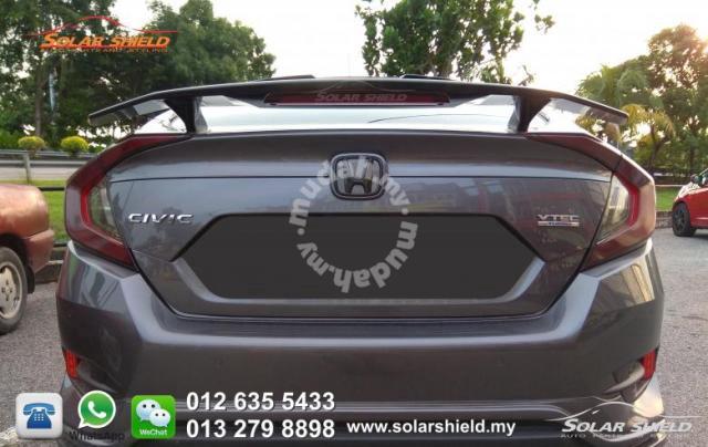 Honda Civic Fc Si Spoiler Car Accessories Parts For Sale In
