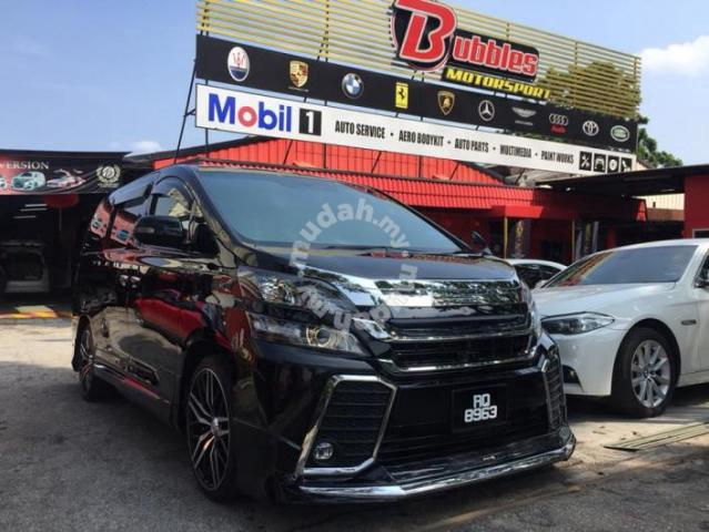 ALPHARD VELLFIRE service repair rebuilt TOYOTA OIL - Car Accessories &  Parts for sale in Setapak, Kuala Lumpur