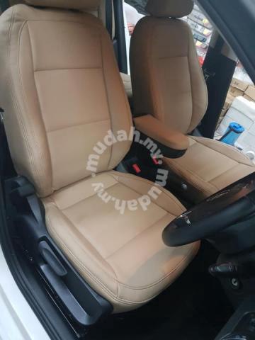 Volkswagen Polo Sedan Bull Leather Seat Cover