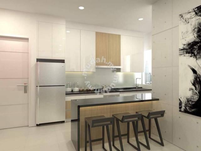 Kabinet Dapur Dan Almari L Kitchen And Cabinet Furniture Decoration For In Shah Alam Selangor