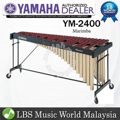 Yamaha YM-2400 4 1/3 Octave Intermediate Acoustalo