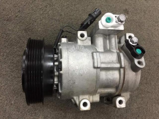 Kia Forte 1 6 Koup AC Compressor Korea Doowon - Car Accessories & Parts for  sale in Others, Selangor