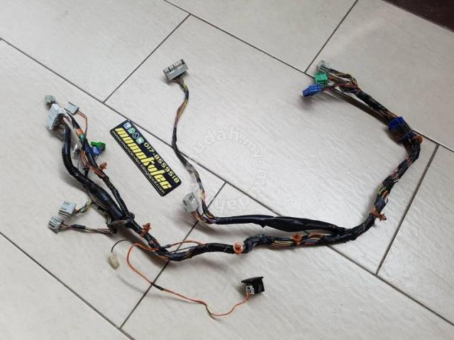 Honda Civic Eg6 Eg9 Ek9 Wiring Dashboard Complete
