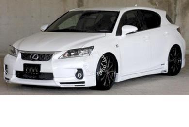Lexus Ct200 Mzspeed Bodykit Car Accessories Parts For Sale In