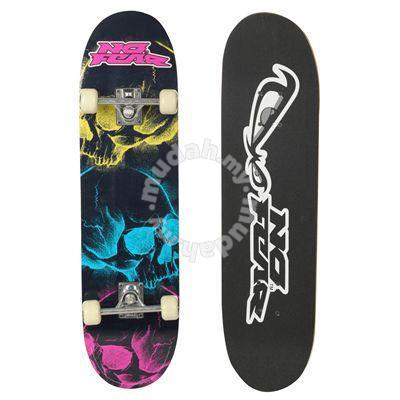 No Fear 28 Inch Skateboard Mainan Sport Papan 8 - Sports & Outdoors for  sale in Kuala Lipis, Pahang