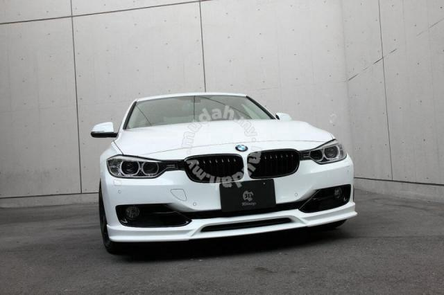 76913d41725 BMW F30 Bodykit BMW F30 3D design Front lip - Car Accessories   Parts for  sale in Bandar Sunway
