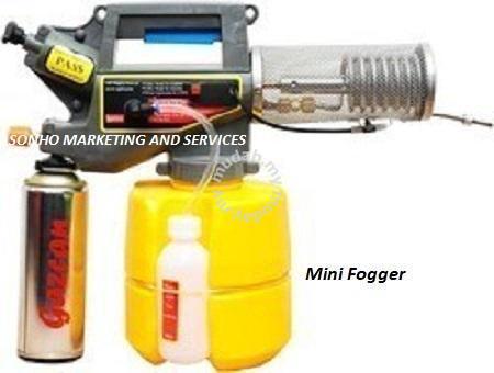 Mini Fogger 2L (Made in Korea) Fogging Machine - Professional/Business  Equipment for sale in Sungai Buloh, Selangor
