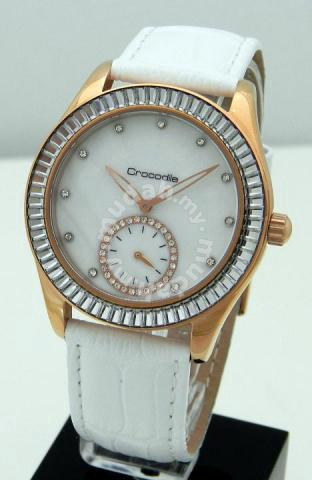 e17d4ac1272 CROCODILE Ladies Leather Watch CR6035.118 - Watches   Fashion Accessories  for sale in Kuching