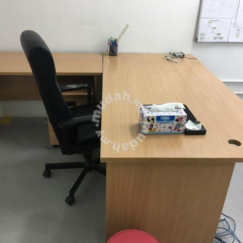 office work desk. Personal Desk For Office Work