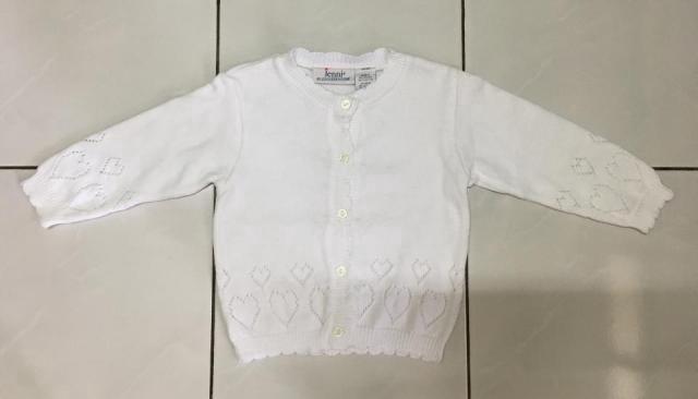 fc1b4400a Jenni Baby White Sweater Cardigan ~ FREE SHIPPING - Moms ...