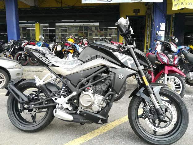 2018 Cf Moto 250 Nk - JBMD5003926 - JUST BIKES