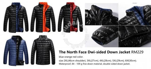 50% price best wholesaler factory authentic The North Face Dwi-sided Down Jacket - Watches & Fashion Accessories for  sale in Bukit Bintang, Kuala Lumpur