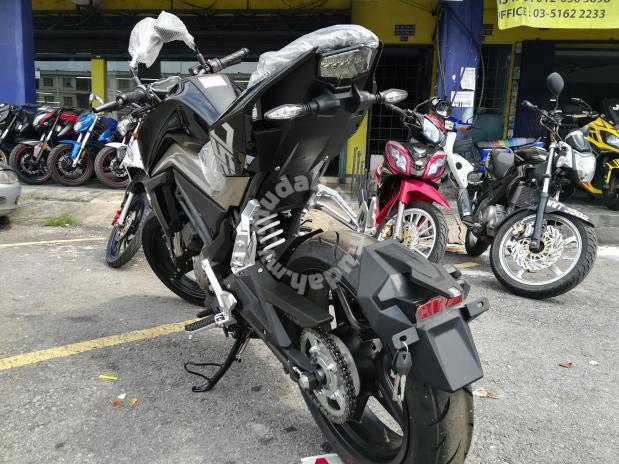 CFMoto 250 NK masuk pasaran Malaysia - dari RM13k