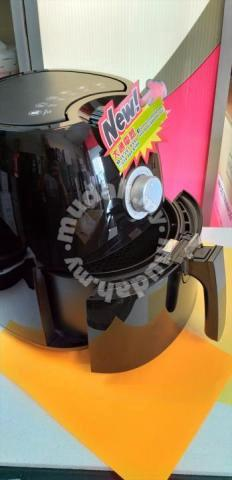 New Hq Air Fryer Baf 4009 Axc Home Appliances Kitchen For Sale In Greenlane Penang Mudah My