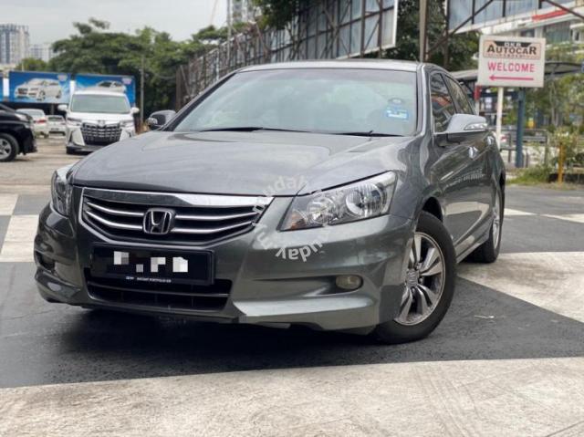 2011 Honda Accord For Sale >> 2011 Honda Accord 2 4 Vti L Fullspec Cars For Sale In Old Klang Road Kuala Lumpur