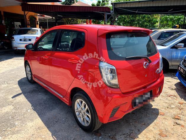 2014 Perodua AXIA 1.0 SE(A)FREE MOTOR BARU+BULANAN - Cars ...