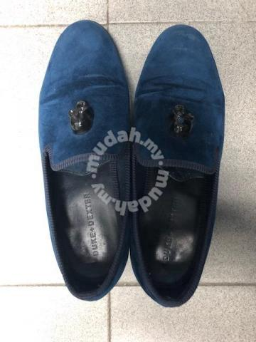 6a0c41fc41a2c Original Duke And Dexter Skulled Blue UK8 - Shoes for sale in Cheras ...