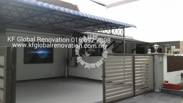 Metal Awnings For Decks Metal Deck Awning