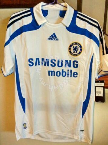 the latest 097ea 362b1 Chelsea Adidas Third Kit Jersey 2007-2008 Original - Clothes for sale in  Taman Desa, Kuala Lumpur