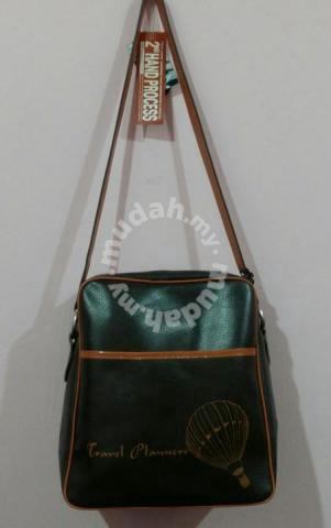 Vintage 80s bag brand travel planners deadstock - Bags & Wallets for sale  in Ampang, Selangor