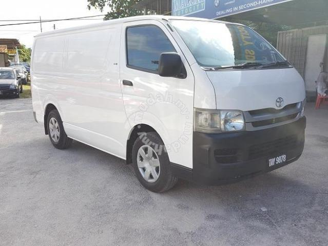b3ab5802a0 2010 Toyota HIACE 2.5 FACELIFT (M)OneOwner Turbo - Commercial Vehicle    Boats for sale in Cheras