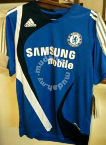 get cheap cf72c 937d2 Chelsea Adidas Training Kit Jersey 2007-2008 Ori - Clothes for sale in  Taman Desa, Kuala Lumpur