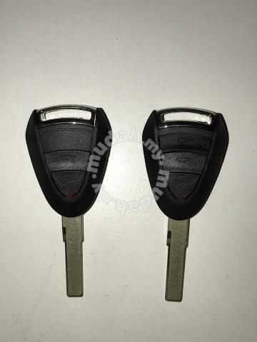 Porsche 987 key cover 997 key cover replacement - Car Accessories & Parts  for sale in Bandar Sunway, Selangor