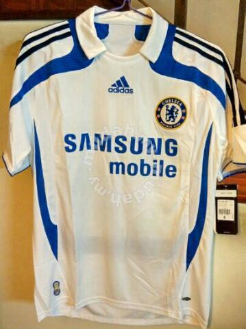 the latest 1f2d9 e2a05 Chelsea Adidas Third Kit Jersey 2007-2008 Original - Clothes for sale in  Taman Desa, Kuala Lumpur