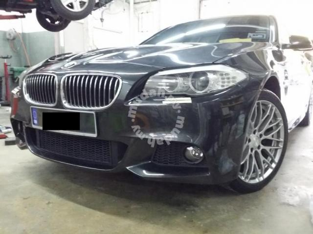 f4ce9f69c25 BMW F10 M sport Bumper Bodykit Conversion - Car Accessories   Parts for sale  in Bandar Sunway