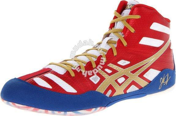 ASICS Men's JB Elite Wrestling Shoes