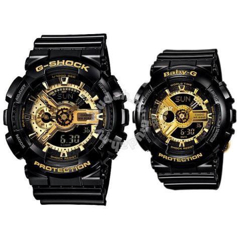 Casio original g-shock baby-g ga-110gb-1a   ba-110 - Watches ... 1fdbd9c871