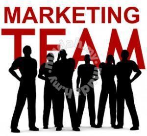 Marketing Team On Line Senawang