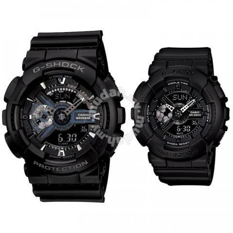 7697a7e41435 Casio ORIGINAL PAIR g-shock baby-g - Watches   Fashion ...