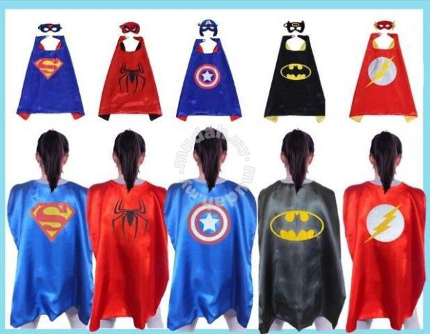 Kids superheroes costume / cosplay 05 - Sports u0026 Outdoors for sale in Others Melaka  sc 1 st  Mudah & Kids superheroes costume / cosplay 05 - Sports u0026 Outdoors for sale ...