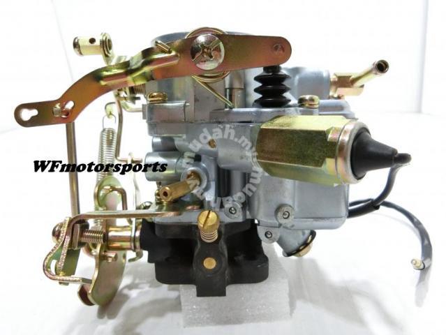 Nissan Datsun Sunny B310 Carburetor Vanette C20 - Car Accessories & Parts  for sale in Puchong, Selangor