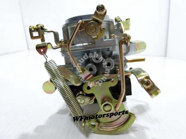 Nissan Box Type Carburetor