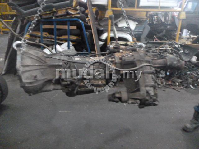 Auto Sale Transmission: JDM Mitsubishi Pajero V6 6G72 Auto Transmission