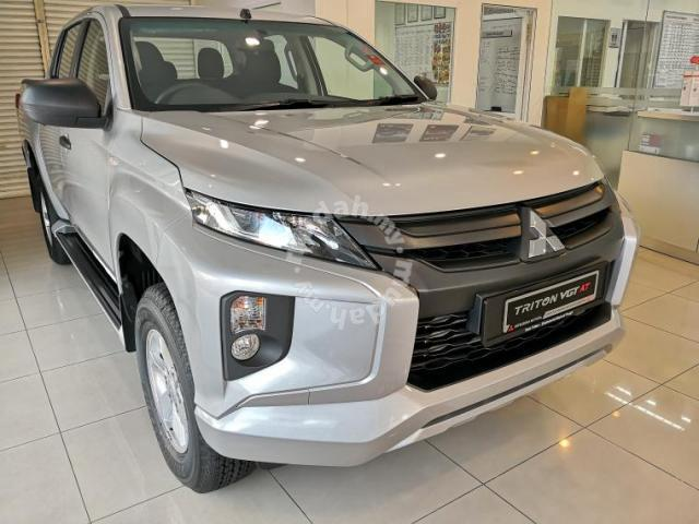 New 2019 Mitsubishi TRITON 2 4 VGT A/T (A) - Cars for sale in Butterworth,  Penang