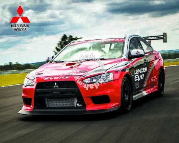 Poster Mitsubishi Evo 10 Hobby Collectibles For Sale In Cheras