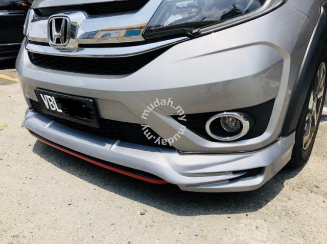 Honda Brv Strom Storm Bodykit Body Kit Spoiler Car Accessories Parts For Sale In Setapak Kuala Lumpur