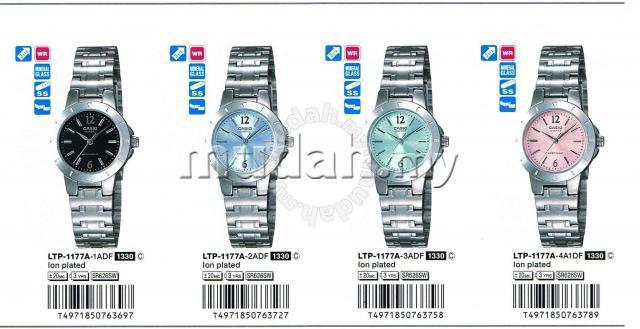 Casio LTP-1177A Original Genuine Watch - Watches   Fashion ... c6041171db