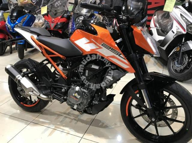 2018 KTM Duke 250 Abs With Exhaust Motorcycles For Sale In City Centre Kuala Lumpur: Duke 250 Exhaust At Woreks.co