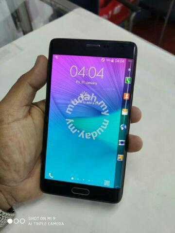Samsung - note edge- secondhand - Mobile Phones & Gadgets for sale in Kota  Bharu, Kelantan