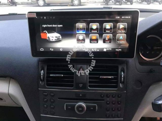 Dynavin menz benz w204 android mirror link player - Car Accessories & Parts  for sale in Setapak, Kuala Lumpur