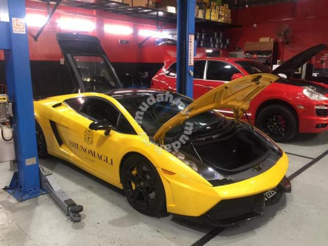 Ferrari Lamborghini Engine Repair Service Rebuild Car Accessories