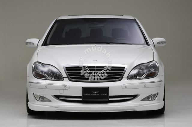 mercedes benz w220 wald bodykit w220 bodykit car accessories rh mudah my W220 RENNTECH Mercedes W140