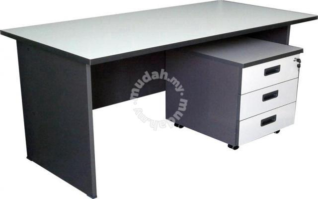 Office Furniture Standard Table W Drawer Go4 Home Liances Kitchen For In Puchong Selangor
