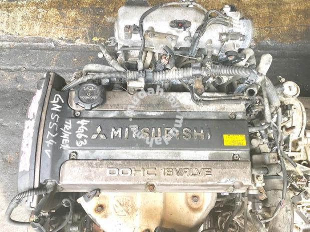 Mitsubishi AirTrek Engine 4G63 Turbo CU2W 01-08 - Car Accessories & Parts  for sale in Puchong, Selangor